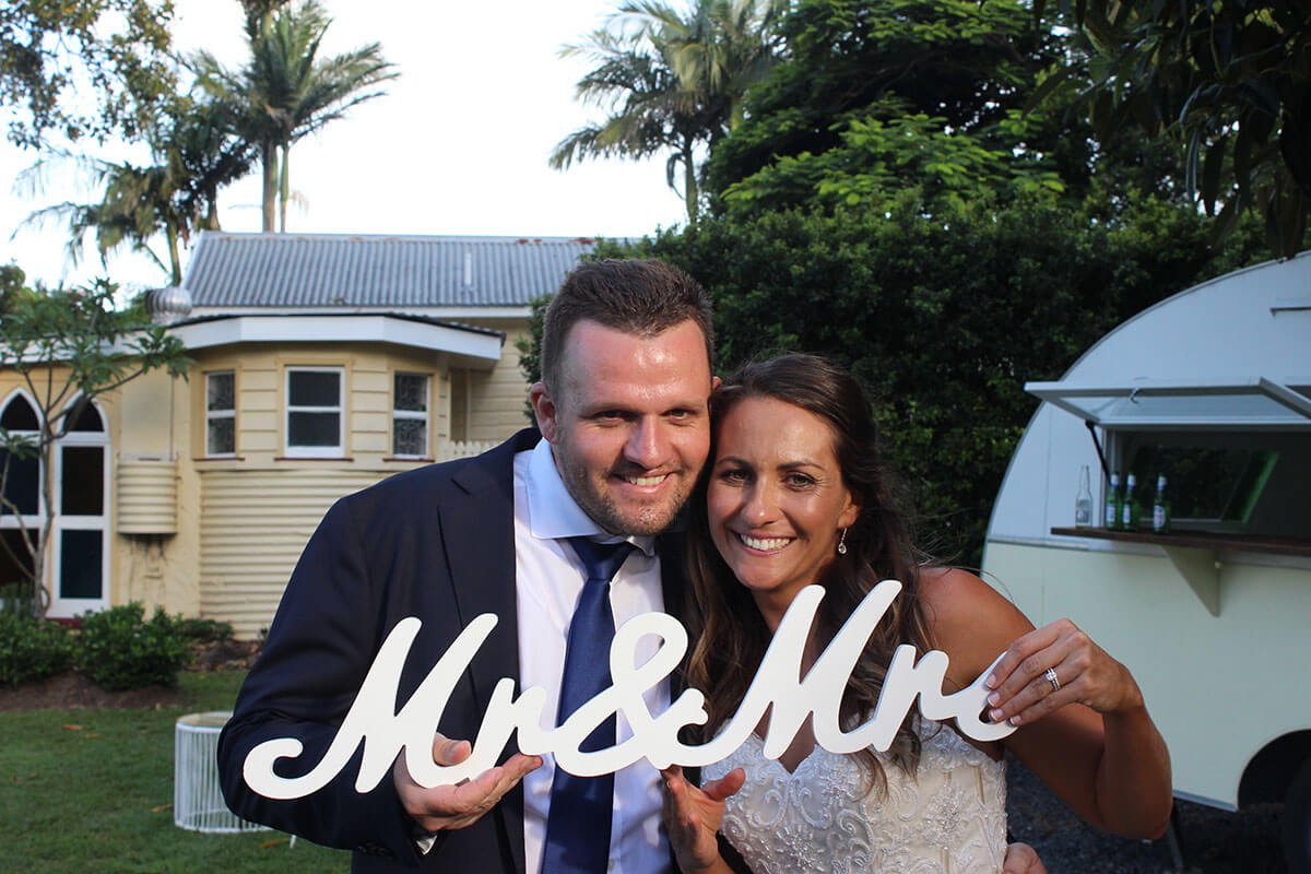 weddings photobooth Fun filled Wedding
